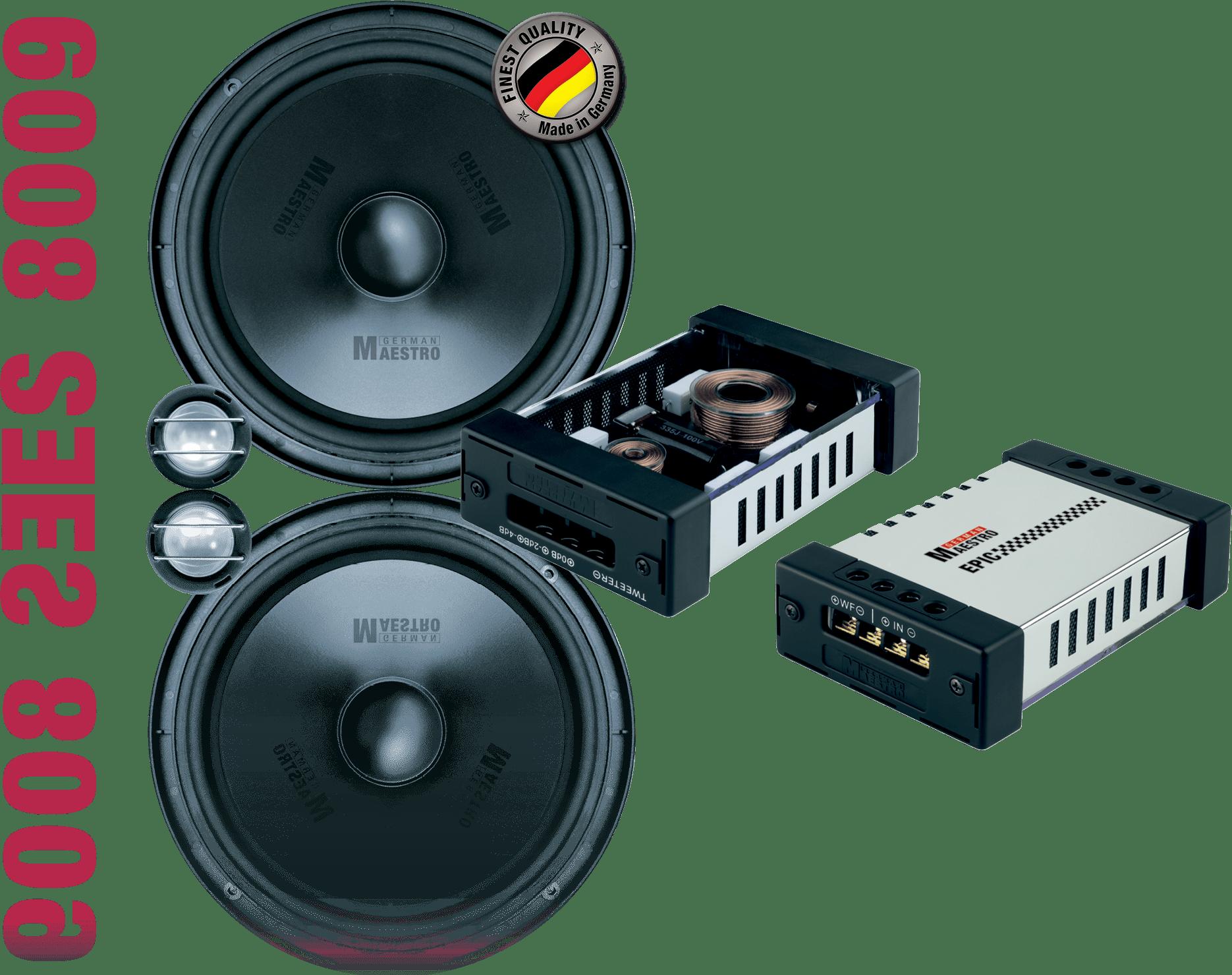 German Maestro Epic Line ES 8009