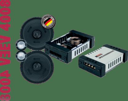 German Maestro USA Epic Line EV 4008 Speaker Set