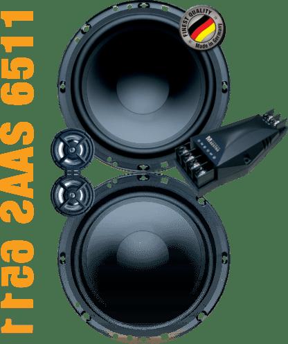 German Maestro USA Alpha Line AS 6511
