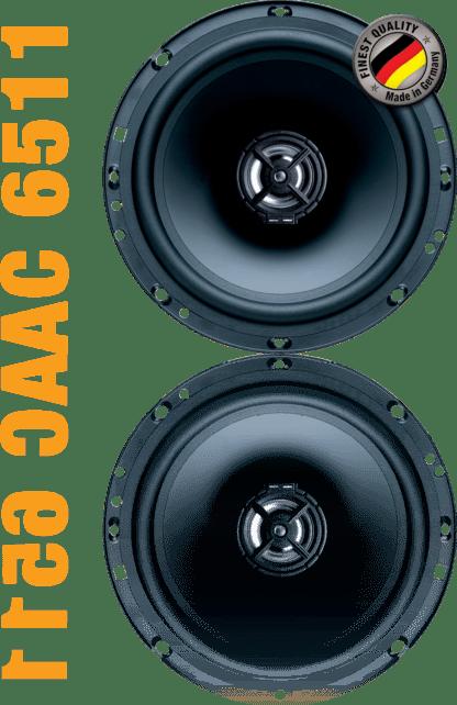 German Maestro USA Alpha Line AC 6511