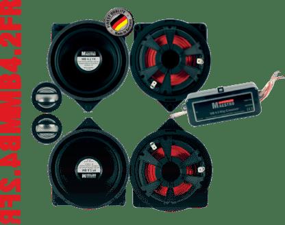 German Maestro Car Specific Set MB4.2FR