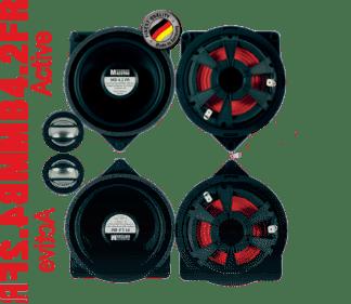 German Maestro USA Car Specific Set MB4.2FR Active