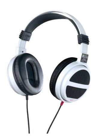 German Maestro USA GMP 435 S White Edition Headphones
