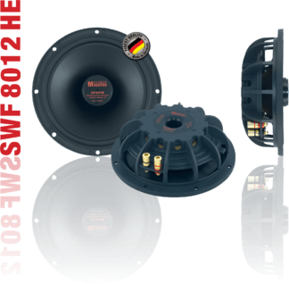 German Maestro USA Subwoofer SWF 8012 HE