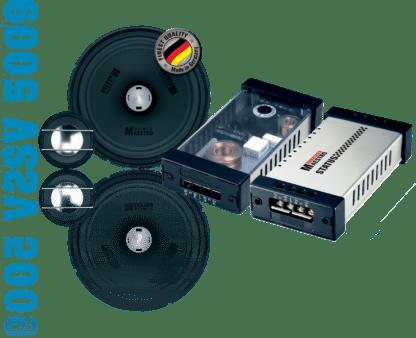 German Maestro SV 5009 Speaker Set