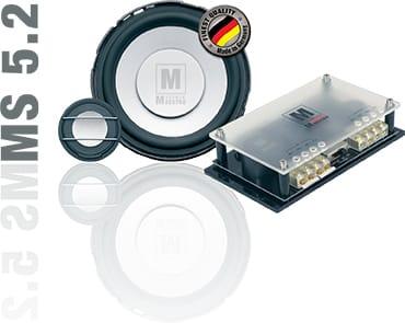 German Maestro MS 5.2 speaker kit